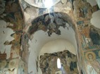 Земенски манастир - Вътрешността на църквата
