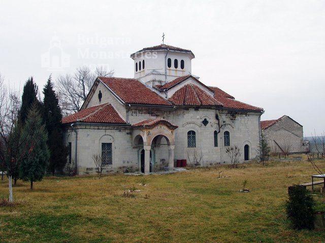 """Arapovski Monastery """"St. Nedelya"""" - The church"""