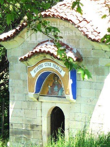 """Arapovski Monastery """"St. Nedelya"""" - The holy spring (Picture 11 of 27)"""