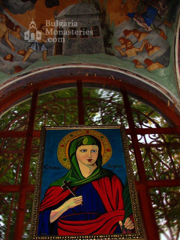 """Arapovski Monastery """"St. Nedelya"""" - The icon"""