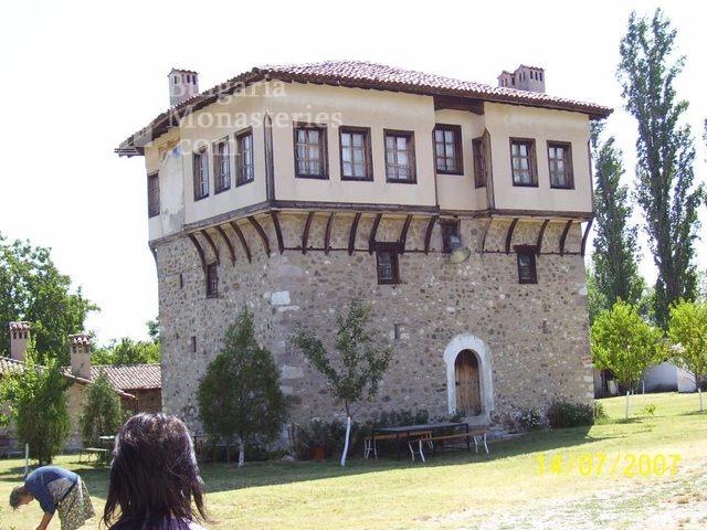 "Arapovski Monastery ""St. Nedelya"" - The tower of Angel Voivoda (Picture 15 of 27)"