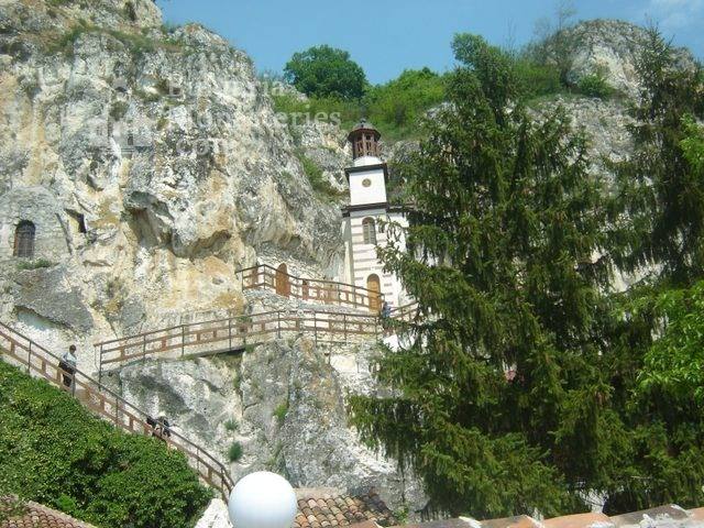 Basarbovo Monastery   - The belfry (Picture 8 of 34)
