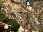 Basarbovo Monastery   - The icon of ST.Dimitur