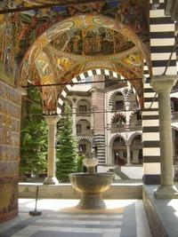 Bulgarian monasteries tour