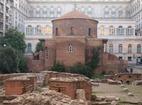 Bulgarian monasteries tour - Church St. George Rotunda