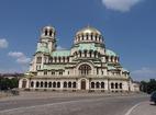 Bulgarian monasteries tour - Day 1 - the Cathedral Alexander Nevski, Sofia