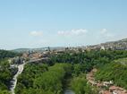 Bulgarian monasteries tour - Veliko Tyrnovo - city