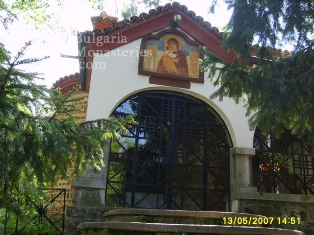 Dragalevtsi Monastery (Picture 5 of 22)