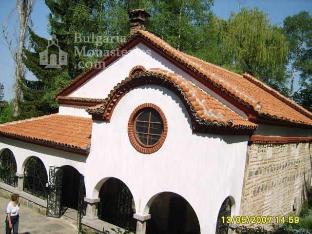 Dragalevtsi Monastery - The church