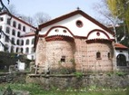 """Dragalevtsi Monastery - The church """"The Holy Mother"""""""