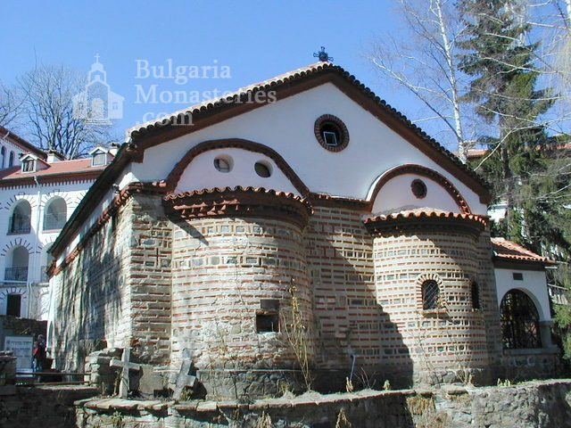 Dragalevtsi Monastery - The minster (Picture 22 of 22)