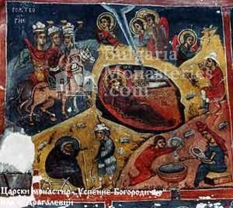 Dragalevtsi Monastery - The Nativity (Picture 19 of 22)