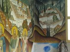 "German Monastery ""St.Ivan Rilski"" - Frescoes in the minster"
