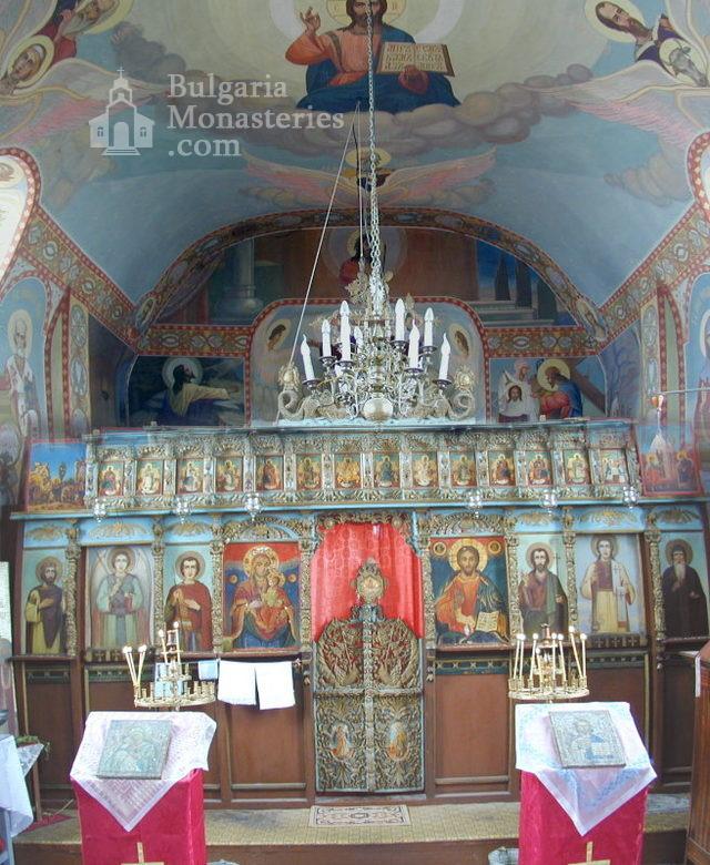 Glozhene Monastery (Picture 13 of 33)