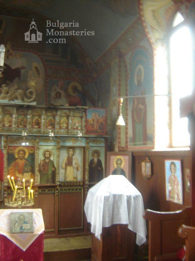 Glozhene Monastery (Picture 28 of 33)