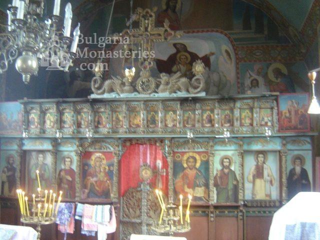 Glozhene Monastery (Picture 29 of 33)