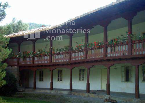 Kilifarevo Monastery - Residential building (Picture 9 of 23)