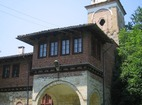 Plakovski Monastery - The monastery complex with the bell tower
