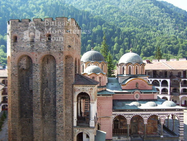 Rila Monastery  (Picture 13 of 51)