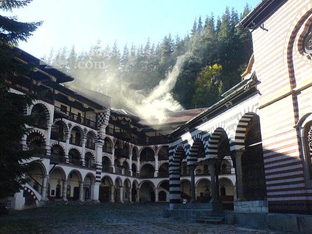 Rila Monastery  (Picture 17 of 51)