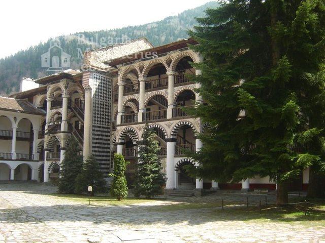 Rila Monastery  (Picture 23 of 51)