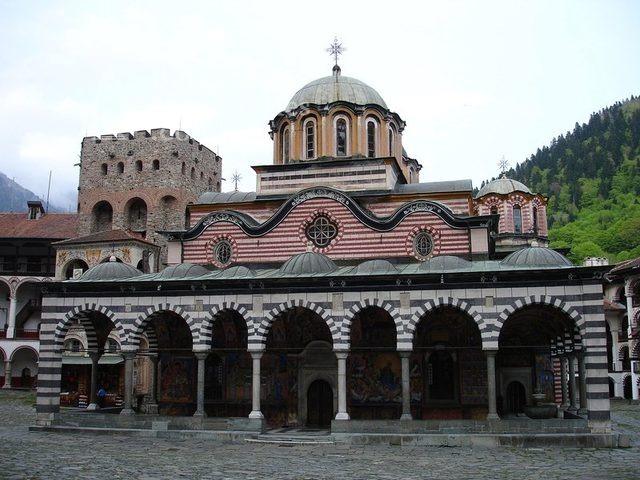 Rila Monastery  (Picture 31 of 51)