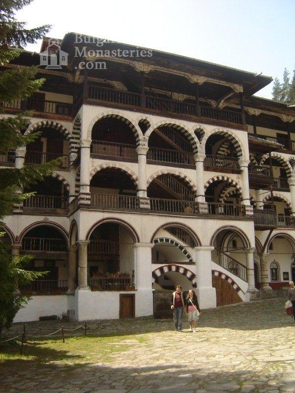 Rila Monastery  (Picture 34 of 51)
