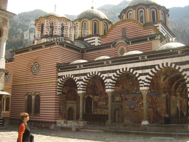 Rila Monastery  (Picture 41 of 51)