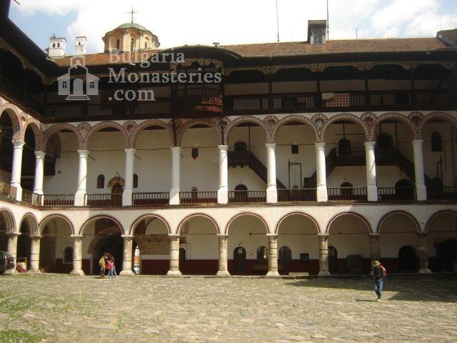 Rila Monastery  (Picture 44 of 51)