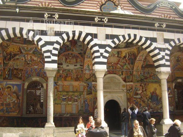 Rila Monastery  (Picture 45 of 51)