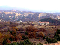 Rozhen Monastery - A view to the monastery