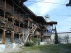 Rozhen Monastery - Residential buildings