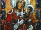 Rozhen Monastery - The Virgin Mary Portatisa