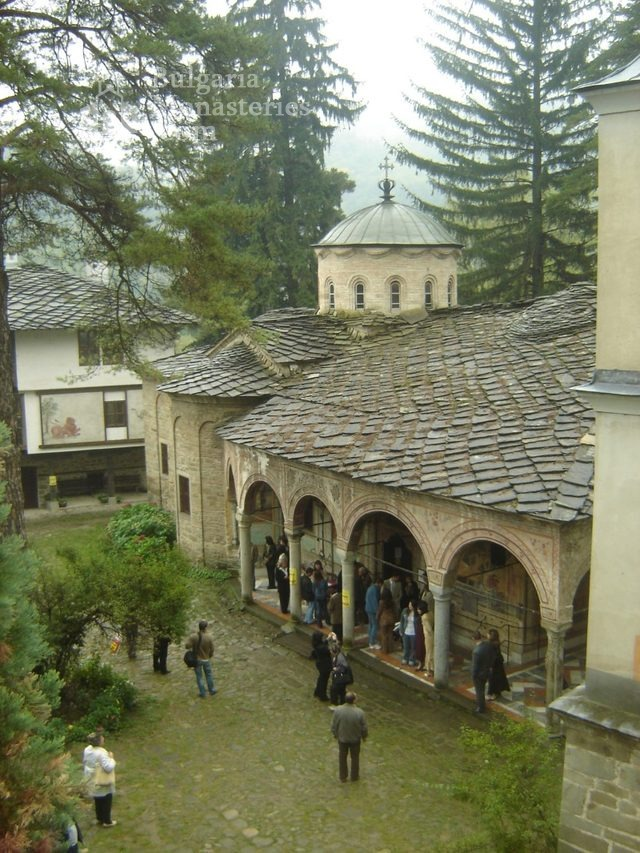 """Troyan Monastery """"Holy Mother's Assumption"""" (Picture 47 of 50)"""